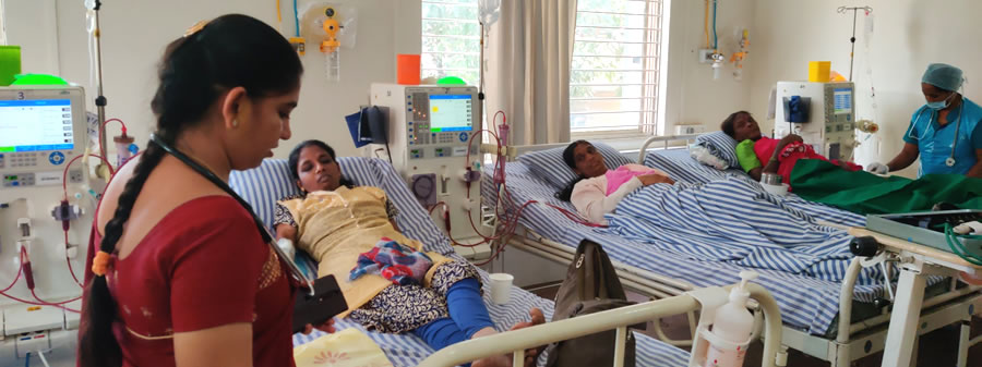 All Women Dialysis Centre
