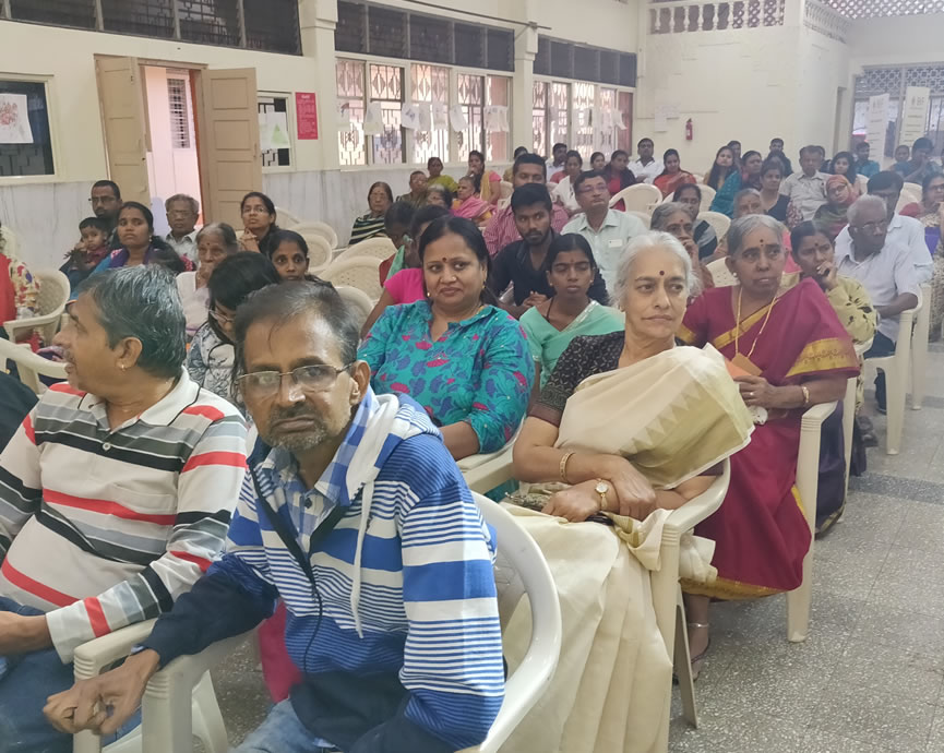 Patients & Care Givers Meet